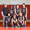 Kings Christian Middle School Boys Basketball Team
