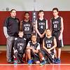 Kings Christian Middle School Boys Basketball Team