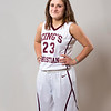Kings Christian Girls Varsity Basketball Individual Photos