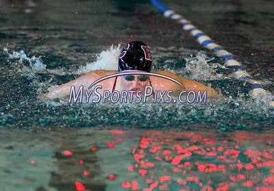 10/6/2015 Mike Orazzi | Staff Bristol Central High School swimmer Hannah Marcil.