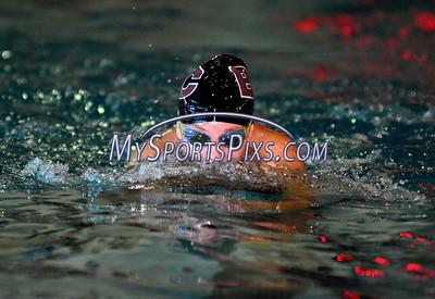 10/6/2015 Mike Orazzi | Staff Bristol Central High School swimmer Rachel Wolf.