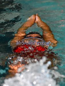 10/6/2015 Mike Orazzi | Staff Bristol Central High School swimmer Sydney Pina.