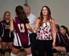 9/22/2015 Mike Orazzi | Staff<br /> Bristol Central Volleyball Coach Jennifer Broderick.