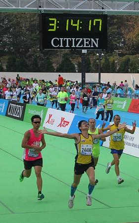 20150125 Hong Kong Marathon