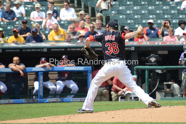 20150611 Mariners vs Indians