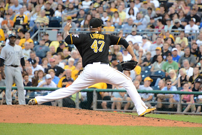 Franciosco Liriano had 12 strikeouts and allowed 2 hits in 8 innings