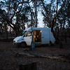 Van life at dreamtime, Grampians