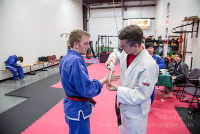 Mr Helmich's Black-Belt Test