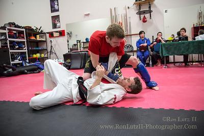 Mr Helmich's Black-Belt Test