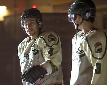 2015-16 Minnesota Wilderness Hockey Photos
