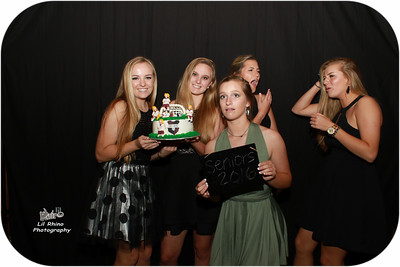 Lady Oiler Soccer Banquet 2016 - Photo Booth