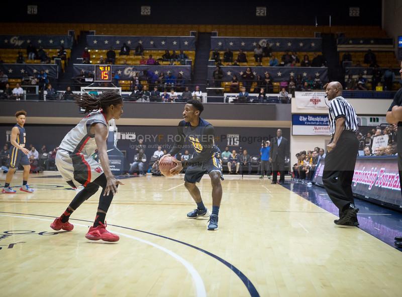 Friendship Collegiate vs H.D. Woodson