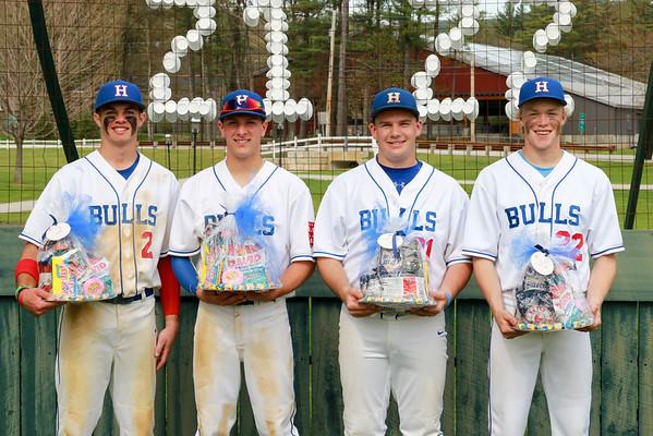 Boys' Varsity Baseball vs. Brewster | May 14th