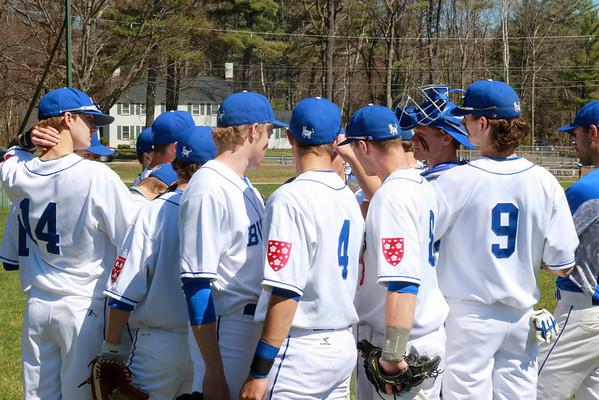 Boys' Varsity Baseball vs. Proctor | April 27th