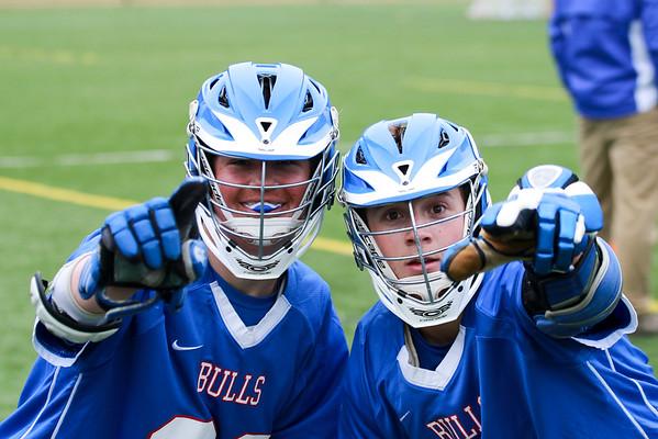 Boys' Varsity Lacrosse vs Essex Junction HS | Apr 6th
