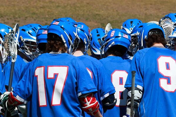 Boys' Varsity Lacrosse vs Tabor | Apr 9th