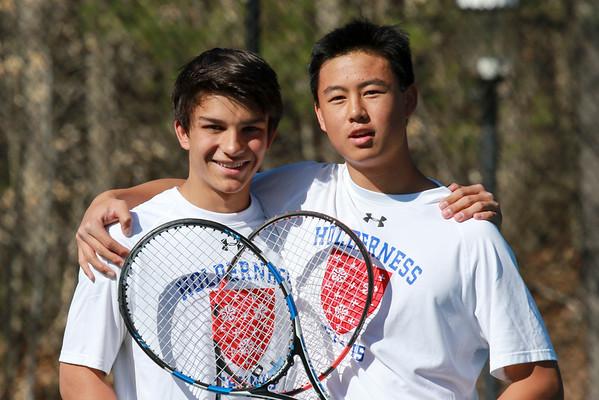 Boys' Varsity Tennis vs. Brewster | April 23rd