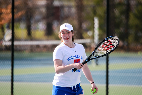 Girls' JV Tennis vs Tilton | April 29th