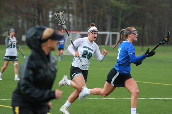 Girls' Varsity Lacrosse vs. New Hampton | May 4