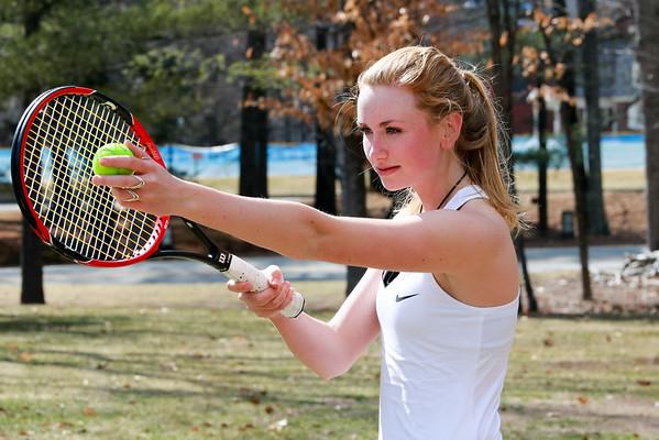 Girls' Varsity Tennis vs Exeter | Apr 9th