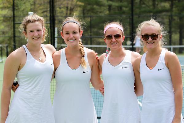 Girls' Varsity Tennis vs New Hampton | May 14th