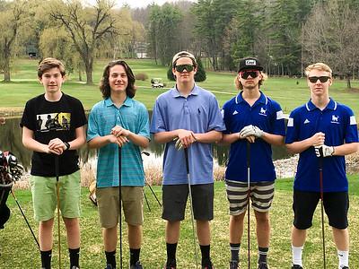 JV Golf | April 22nd