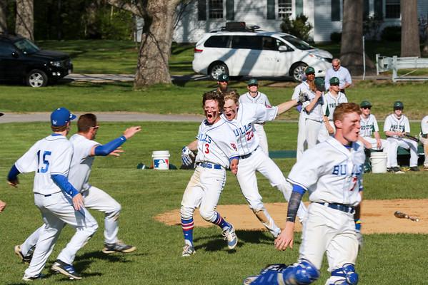 Boys Varsity Baseball vs Proctor Playoffs | May 18th