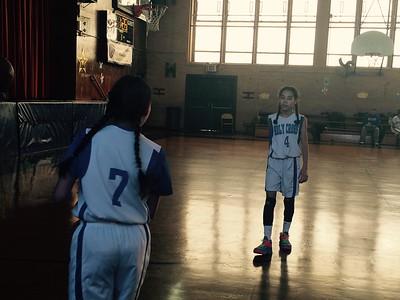 2015-HC JV Girls Basketball