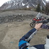 capturing a 360ª image of the bike