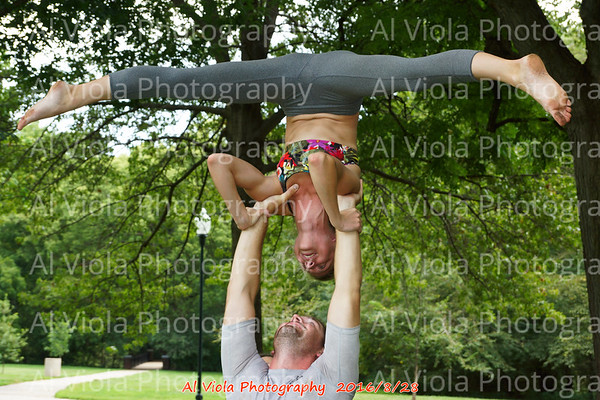 2016-08-28 Acro Yoga - Elmwood Park