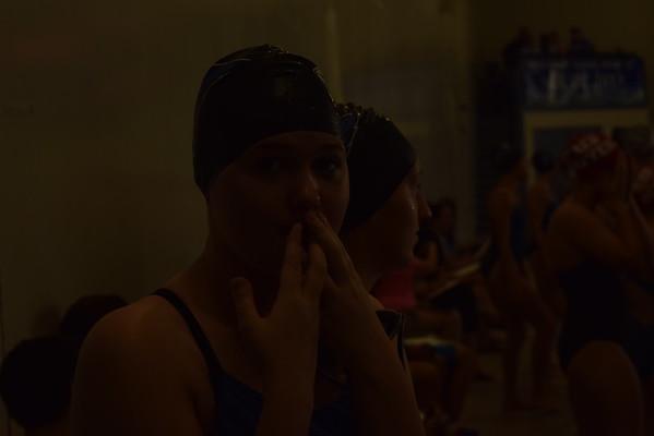 2016-08-28, Jamestown High School Girls Swim Meet
