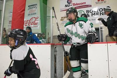 LDC Girls Hockey vs Mankato East Loyola