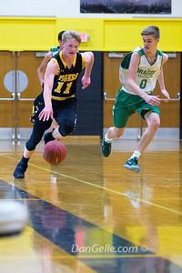 Litchfield Dragon Boys Basketball vs Hutchinson Tigers