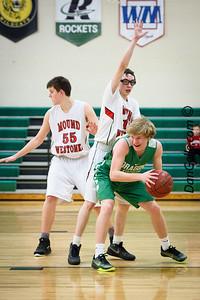 Dragon Boys Basketball vs Mound-Westonka
