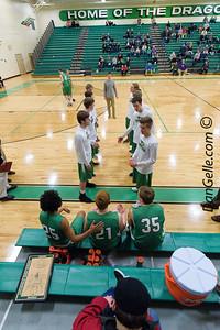 Dragon Basketball vs Minnewashka
