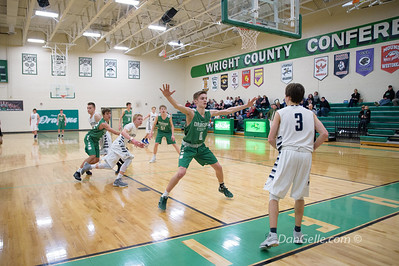 Dragons Boys Basketball vs DC Chargers