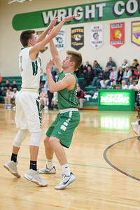Dragons Boys Basketball vs Rockford