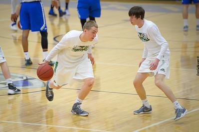 Dragon boys Basketball vs Watertown-Mayer