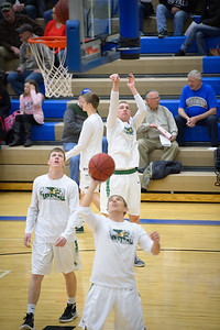 Dragon boys Basketball vs Watertown-Mayer