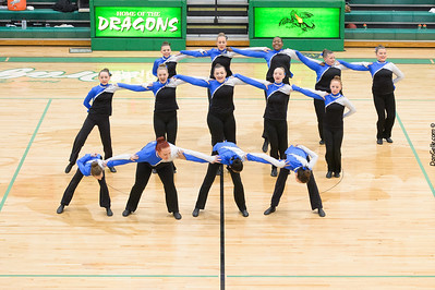Litchfield Dragon Flames Dance Team