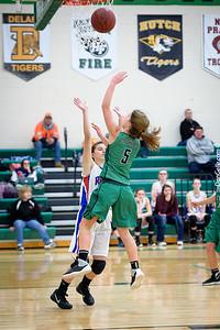 Dragon Girls Basketball vs Watertown-Meyer