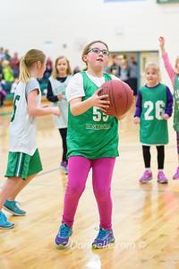 Dragons Girls Basketball vs Annandale