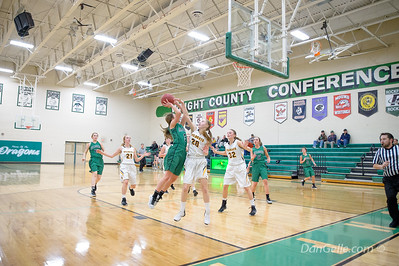 Dragon Girls Basketball vs NLS