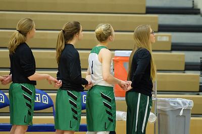 Dragon Girls Basketball vs SW Christian
