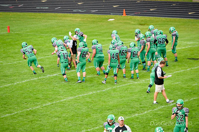 Dragon Football vs Delano Tigers