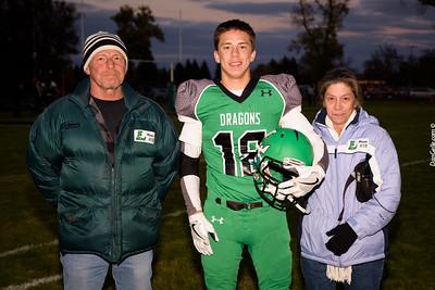 Dragon Football Parents Night