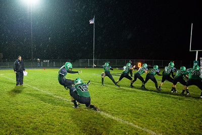 LHS Dragon Football vs Holdingford