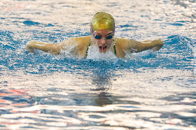 Dragons Girls Swim & Dive vs Hutchinson