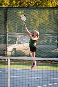 Dragon Girls Tennis vs Orono