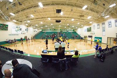 Litchfield Dragon Volleyball vs Kimball Cubs